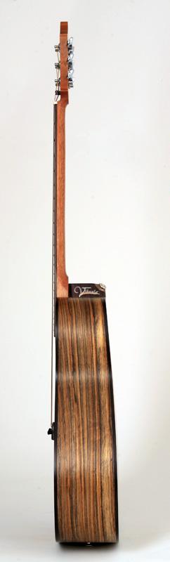 acheter une guitare Acoustique acier Evolution Mongoï Atelier Vihuela dans la boutique de laguitare.com