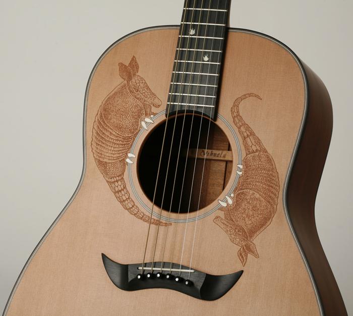 vente guitare Acoustique acier Tradition Atelier Vihuela