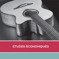 news video guitare : ETUDE ECONOMIQUE - Evaluation du marché de la facture instrumentale fran avec laguitare.com