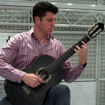 video guitare : Maurice Dupont - guitare composite volume 11 avec laguitare.com