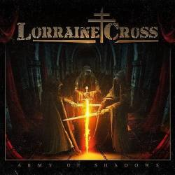Albums CD DVD Disques guitariste : Lorraine Cross - Army of shadows avec laguitare.com