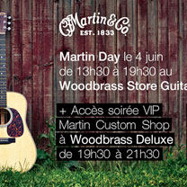 video guitare : Martin - Martin Day avec laguitare.com