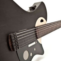 video guitare : MIND Music Labs - SENSUS Smart Guitar avec laguitare.com
